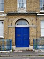 Doorway to the HM Customs and Immigration Office, Gravesend.jpg
