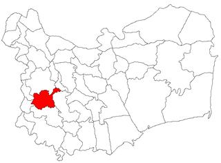 Dorobanțu, Tulcea Commune in Tulcea, Romania