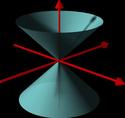 A double cone