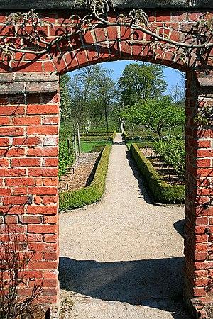 Calke Abbey - Down the Garden Path