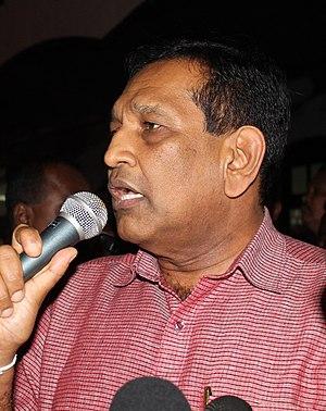 Rajitha Senaratne - Senaratne in November 2014