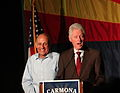 Dr. Richard Carmona and Bill Clinton (8076295325).jpg