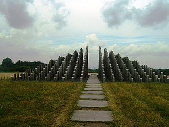 Dreieich - Stangenpyramide
