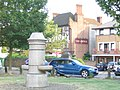 Drinking fountain, Bermondsey - geograph.org.uk - 197064.jpg