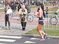 Drinking running female marathon.JPG