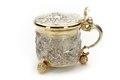 Dryckeskanna med lock av silver - Skoklosters slott - 91935.tif