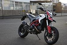 Ducati Hypermotard 821 del 2014