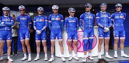 team fdj cyclisme