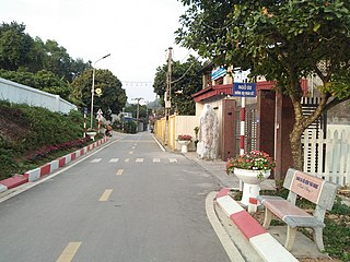 Đồng Hỷ District District in Northeast, Vietnam