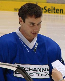 Dustin Wood Canadian ice hockey player