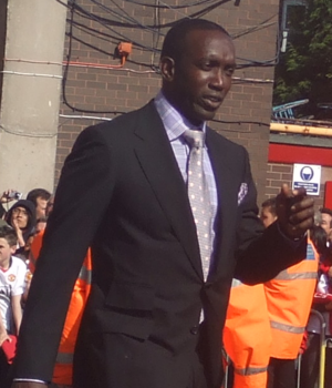 Dwight Yorke Manchester United v. Arsenal 16-05-09.png