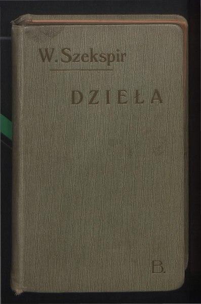 File:Dzieła Wiliama Szekspira T. III.djvu