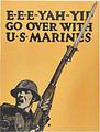 E-E-E-YAH-YIP, Go Over with U.S. Marines.jpg