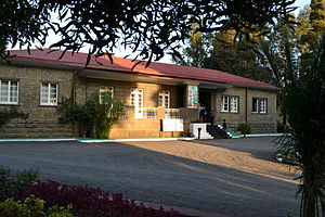 African Standby Force - EASTBRIG Headquarters during Exercise Amani Africa I (2012)