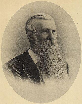 Jules Marcou - Jules Marcou, c. 1880