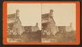 East view and Hot shot furnace of the Old Spanish Fort at St. Augustine, Florida, from Robert N. Dennis collection of stereoscopic views.png