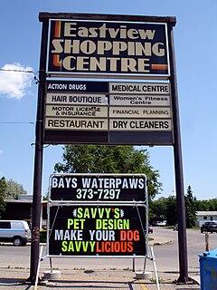 Eastview, Saskatoon Neighbourhood in Saskatoon, Saskatchewan, Canada