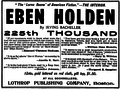 Eben Holden ad 225th thousand.png