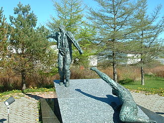 St. Lawrence, Newfoundland and Labrador - Echoes of Valour Memorial