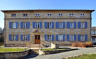 Eckersdorf - Image: Eckersdorf Rathaus