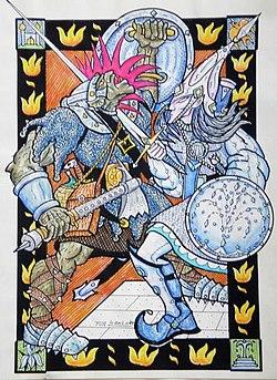 Historia De Warcraft 250px-Ecthelion_slays_Orcobal