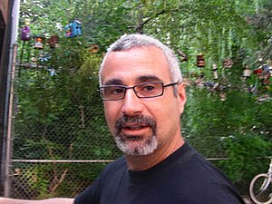 Edward Caraballo - Image: Ed Caraballo July 2006