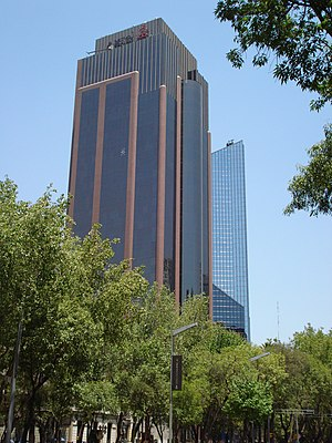 Edificio Reforma 265