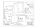 Edward Dexter House, 72 Waterman Street (moved from George Street), Providence, Providence County, RI HABS RI,4-PROV,23- (sheet 12 of 53).png