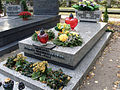 Edward Sznajder - Stefania Sznajder - Cmentarz Wojskowy na Powązkach (55).JPG
