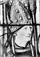 Eglise Saint-Martin - Vitrail, baie 3 (détail), Tête de l'évêque François de Dieuteville - Montmorency - Médiathèque de l'architecture et du patrimoine - APMH00005392.jpg
