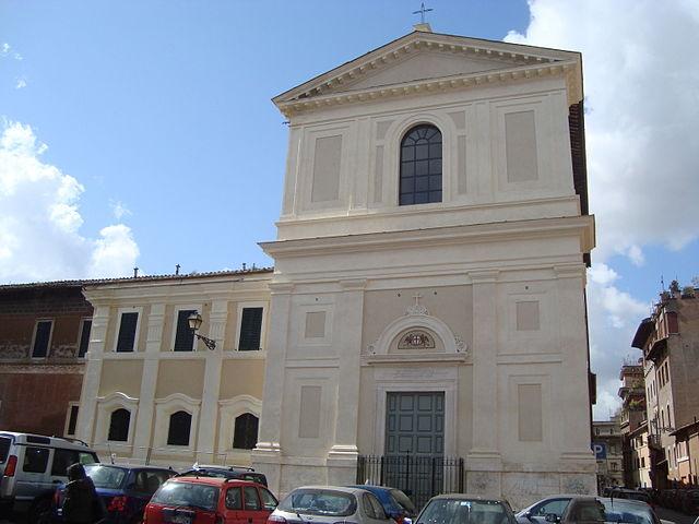 Église San Giovanni Battista dei Genovesi