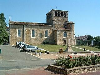 Montanay,  Auvergne-Rhône-Alpes, France