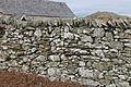 Eglwys Llangelynnin Conwy Church dry stone wall, North Wales.JPG