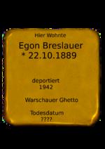 Egon Breslauer