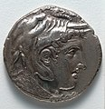 Egypt, Greece, reign of Ptolemy I - Stater- Alexander the Great (obverse) - 1916.994.a - Cleveland Museum of Art.jpg
