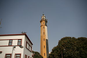 Port Said Lighthouse - Image: Egypt IMG 0960