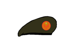 Egyptian Army General Beret.png
