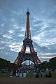 Eiffel Tower 3, Paris 7 August 2013.jpg