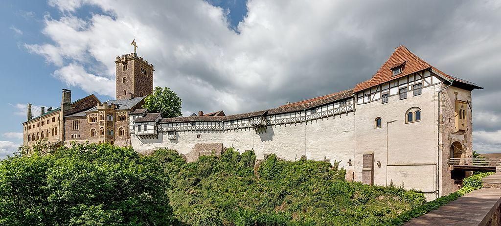 Eisenach Germany Wartburg-Castle-00