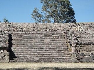 El Conde archeological site in Mexico