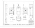 El Santuario del Senor Esquipula, Chimayo, Rio Arriba County, NM HABS NM,25-CHIM,1- (sheet 25 of 32).png