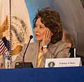 Elaine Chao attends the National Space Council meeting on Leading the Next Frontier 171005-D-SV709-022.jpg