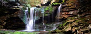 United Nations Institute for Training and Research - Elakala Waterfalls in the Blackwater Falls State Park of West Virginia
