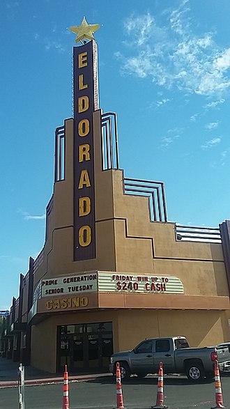 Eldorado Casino - Image: Eldorado Casino