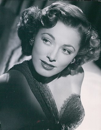 Eleanor Parker - Parker in 1948