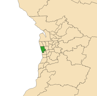 Electoral district of Colton state electoral district of South Australia