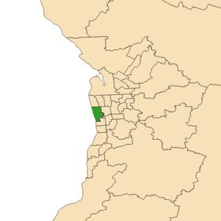 Electoral district of Colton