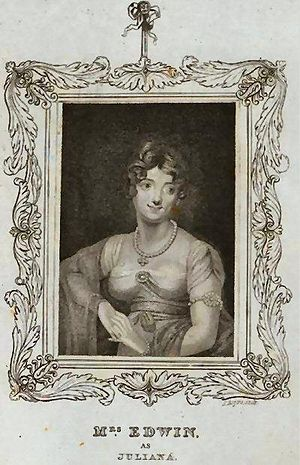 Elizabeth Rebecca Edwin - Elizabeth Rebecca Edwin NYPL Digital Gallery