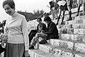 Emberek a Pesti alsó rakparton, 1966. Fortepan 18844.jpg