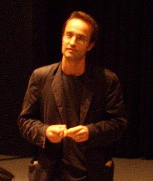 Emmanuel Bourdieu - Emmanuel Bourdieu in 2008